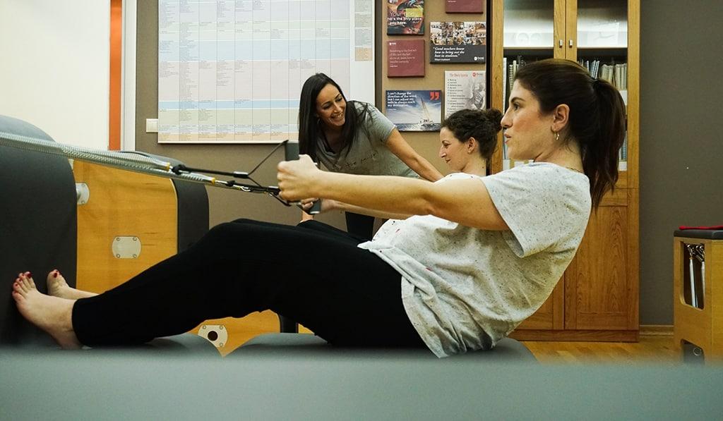 You are currently viewing Άσκηση στην εγκυμοσύνη