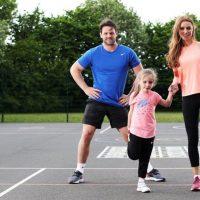 Πως να γυμναστείτε και να διασκεδάσετε οικογενειακώς