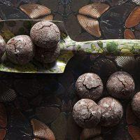 Υγρά μπισκότα σοκολάτας