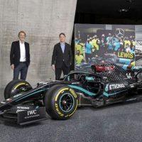 Μένει ο Wolff στη Mercedes-AMG F1, στα 3 οι μετοχές της ομάδας!