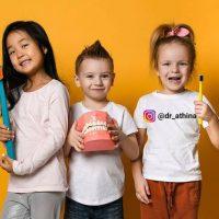 Σε ποια ηλικία πρέπει να αρχίσουν τα παιδιά το βούρτσισμα των δοντιών;