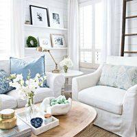 Προτάσεις για το σπίτι με έμφαση στο λευκό