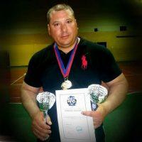 Γιώργος Χαραλαμπόπουλος | «Ο Βασιλιάς των δυναμικών αθλημάτων»